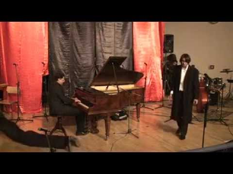 Alive from Jeykll and Hyde The Musical (Voice: Mohamed Gouda, Piano: Mark Milad)