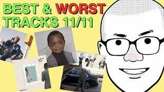 Weekly Track Roundup: 11/11 (Earl Sweatshirt, K/DA, J.I.D & J. Cole, Anderson .Paak)