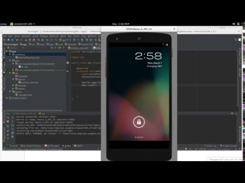 How To Use Html Files In Android Production