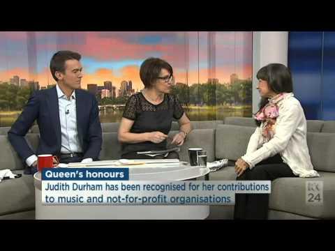 Judith Durham 'thrilled, Overwhelmed' At Queen's Birthday Honour