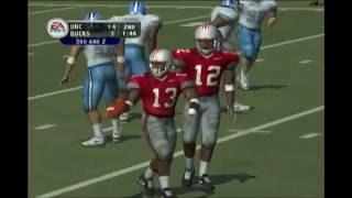 NCAA Football 2004: Episode 1: Trick Plays