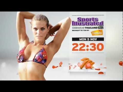 Sports Illustrated Swimwear Thailand 2012