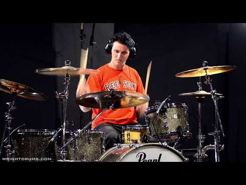 Wright Drum School - Brady Parsons - Nickelback - For The River - Drum Cover
