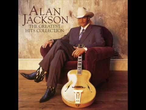 Alan Jackson   -   I'll Try   ( audio - lyrics )