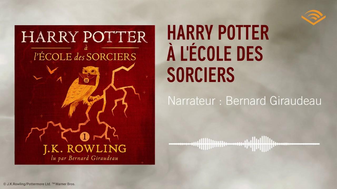 Harry Potter A L Ecole Des Sorciers Sur Audible Fr