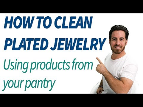 How To Clean Plated Jewelry Using Products From Your Pantry | Continental Beads