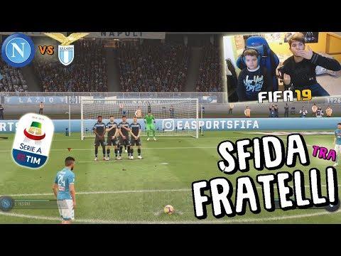 NAPOLI vs LAZIO - MERTENS SCATENATOOOOO! - Fifa 19 thumbnail