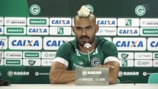 Lateral Tony ex-Mirassol é apresentado no Goiás Esporte Clube