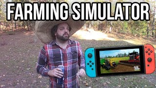 Farming Simulator for Nintendo Switch - I'm Going Country! | RGT 85