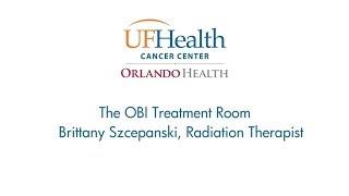 Radiation Therapist Brittany Szcepanski Explains OBI Treatment