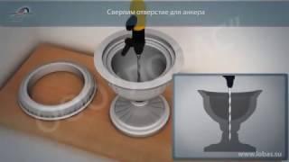 Технология изготовления вазона(Видео инструкцию по изготовлению вазы из декоративного высокопрочного бетона. Как Вы сами можете убедитьс..., 2012-12-29T20:21:03.000Z)