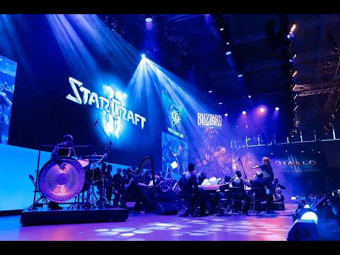 Концерт Video Games Live: StarCraft @gamescom2018