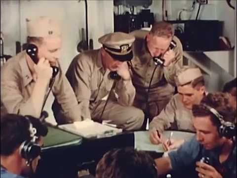 The Fighting Lady (1944) - USS Yorktown - Robert Taylor | Edward Steichen - FULL MOVIE