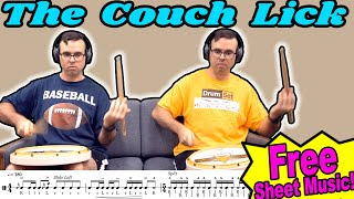 """""""Couch Lick"""" Drum Lesson with EMC 