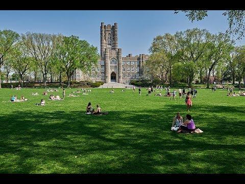 Visit Fordham University in New York City