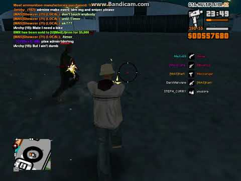 GTa multiplayer s2 Arkadata the AB