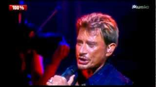 Johnny Hallyday - Quelques Cris (Clip Officiel)