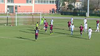 Eccellenza Girone B Foiano-Sinalunghese 1-2