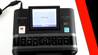 Canon SELPHY CP1300 Wireless Compact Printer