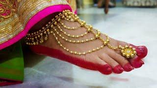 New Bridal Pearl Anklets making at home|| COMING SOON! BRIDAL PAYAL