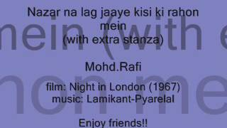 night-in-london-1967-nazar-na-lag-jaaye-kisi-ki-mo-rafi-with-extra-stanza