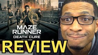 The Maze Runner: The Death Cure MOVIE REVIEW #DeathCure