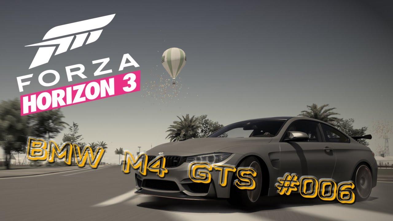 🏎BMW M4 GTS | FORZA HORIZON 3 | Gameplay german #006🏎 - YouTube