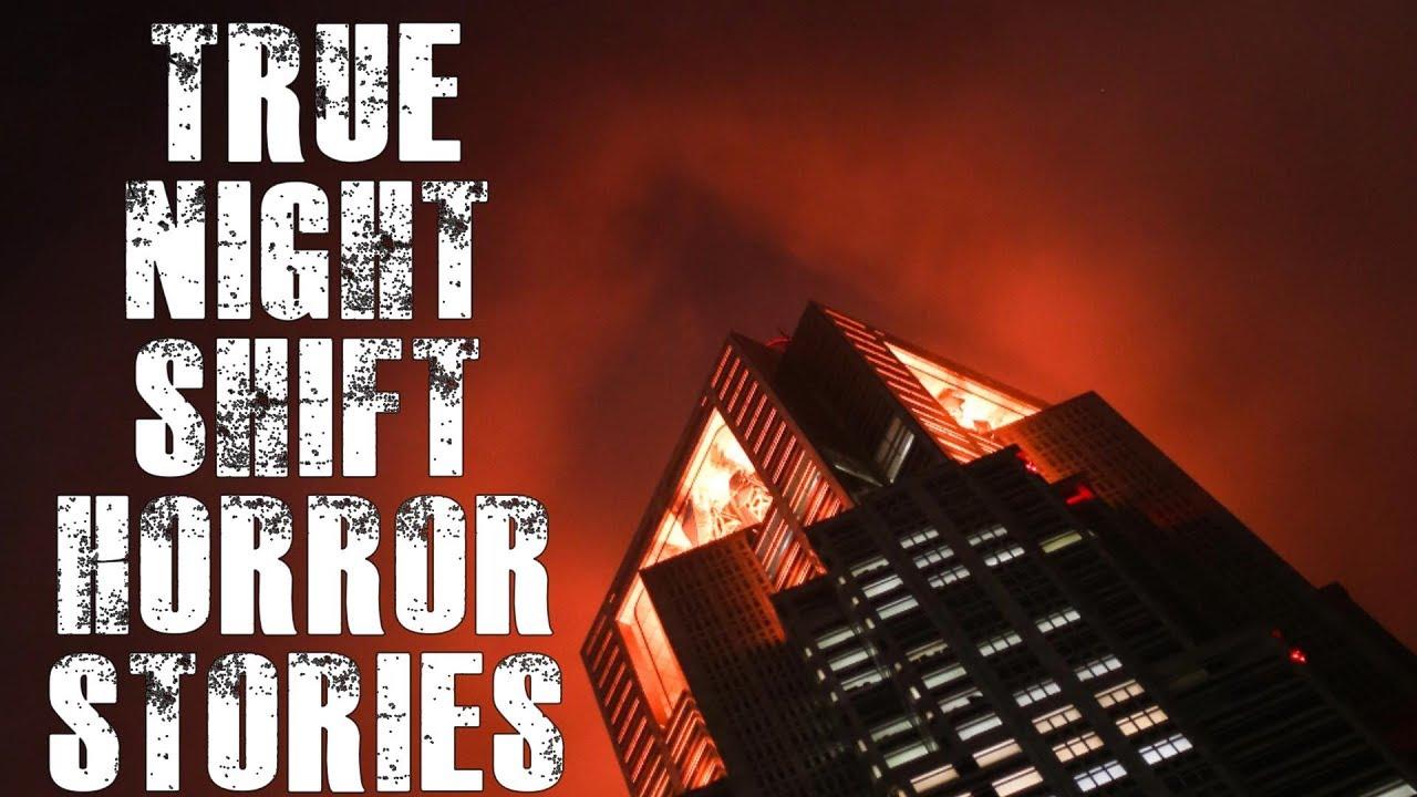 9 Creepy Night Shift Horror Stories   Volume 4 - YouTube
