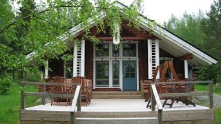 ID-246 Finland cheap holiday rental cottage