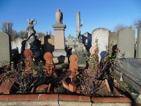 Willesden Jewish Cemetery 1873,Walking Tour