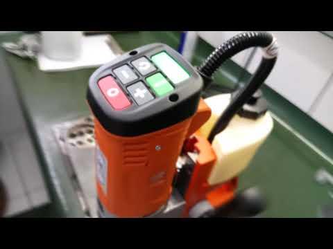Furadeira Magnética Fein KBU35Q Capacidade 35mm - Consultor Industrial
