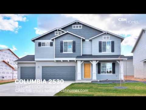 Cbh Homes 73 Luke Loop Schomburg 11 3 Columbia 2530 Youtube
