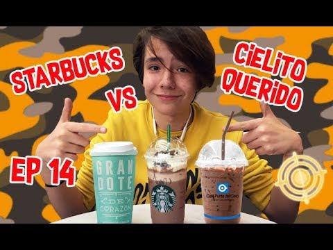 STARBUCKS VS CIELITO QUERIDO VS PUNTA DEL CIELO - ¿CUÁL ES EL MEJOR CAFÉ? - Sniper