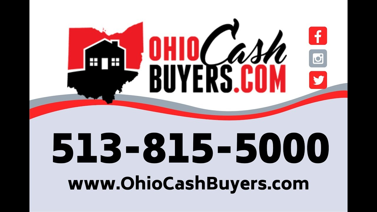 Ohio Cash Buyers - Sell Your House Fast for Cash!