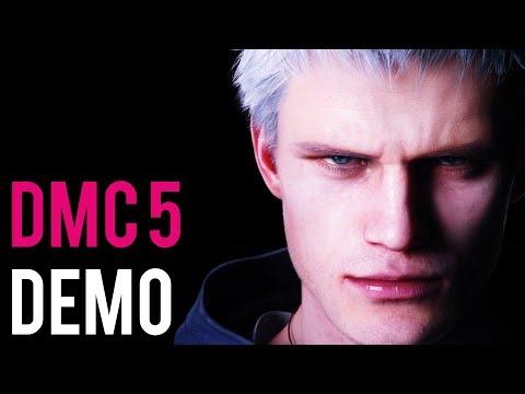 Devil May Cry 5 - PS4 DEMO - UK thumbnail