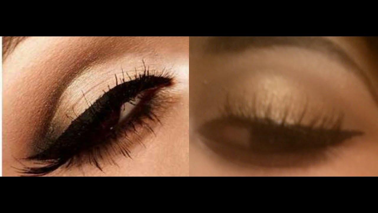 Desi Perkins Brown & Gold Inspired Eye Makeup Tutorial ...