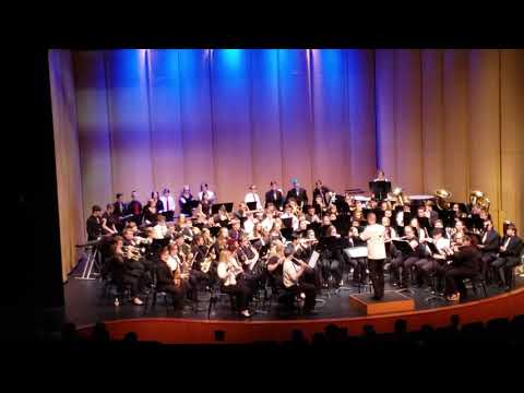 Kelso High School bands With 8th graders