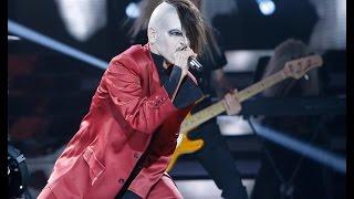 Ruth Lorenzo imita a Marilyn Manson en