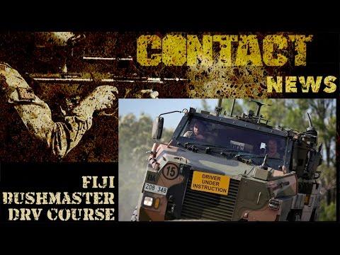 Fiji Bushmaster driving course