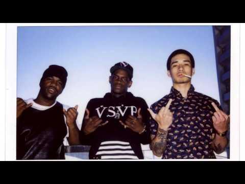 Da$H feat. A$AP Nast & A$AP Ferg - So Cold (Prod. Soufein3000)