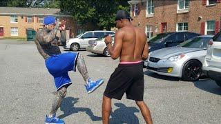 BULLY BEAT DOWN ( STREET FIGHT)