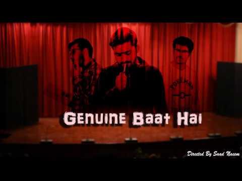 Genuine Baat Hai | Stage Performance (GIKI)
