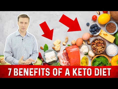 Health Benefits Of Keto Diet
