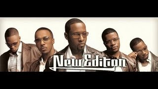 Watch New Edition ReWrite The Memories video