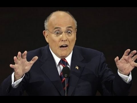 Rudy Giuliani: The Real Danger Is Black Kids!