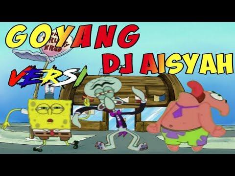 Download Lagu Spongebob DJ AISYAH JATUH CINTA PADA JAMILAH (AISYAH)