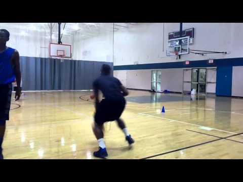 Coach Jevonte Holmes - Basketball Workout Part2