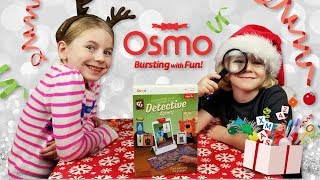 Be a Detective! Osmo Detective Agency Product Review - Bursting with Fun!