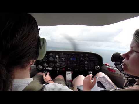Flying around Saint Croix