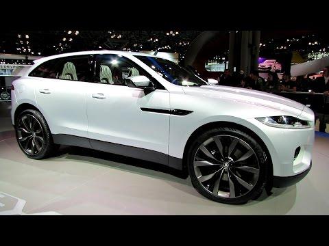 2015 Jaguar CX-17 SUV - Exterior Walkaround - 2014 New York Auto Show